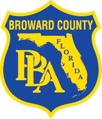 BROWARD COUNTY PBA Reflex Blue and Yellow